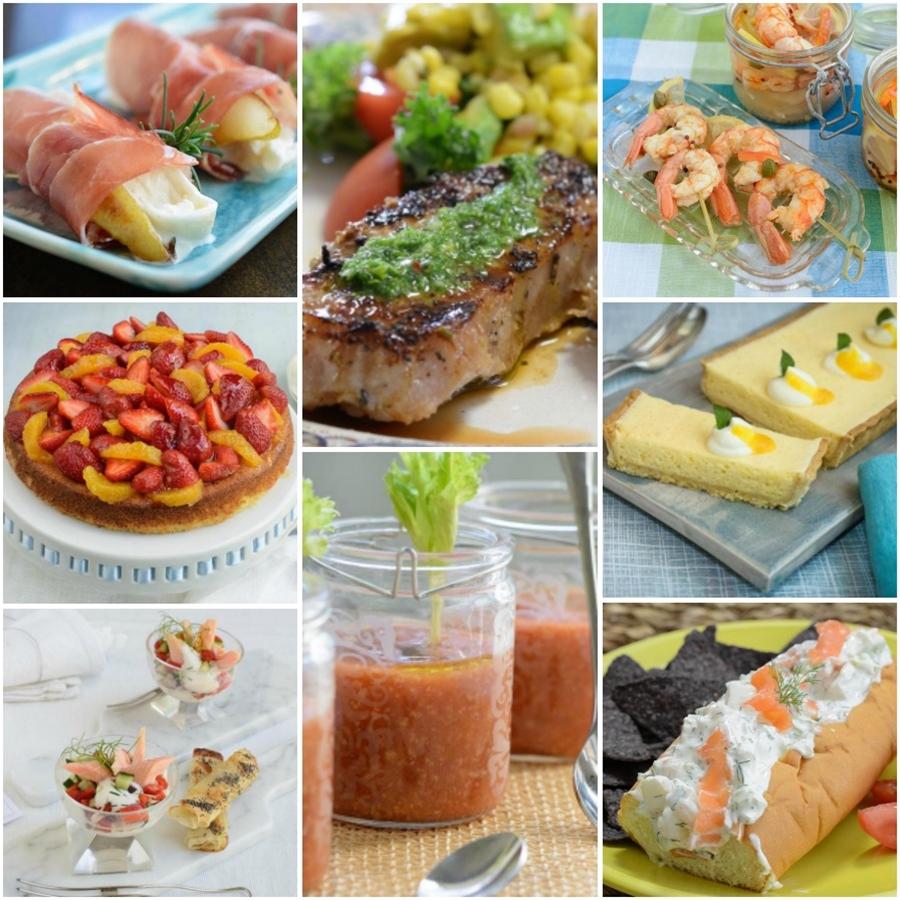 fourth of july menu ideas | picnic & bbq 4th of july menus