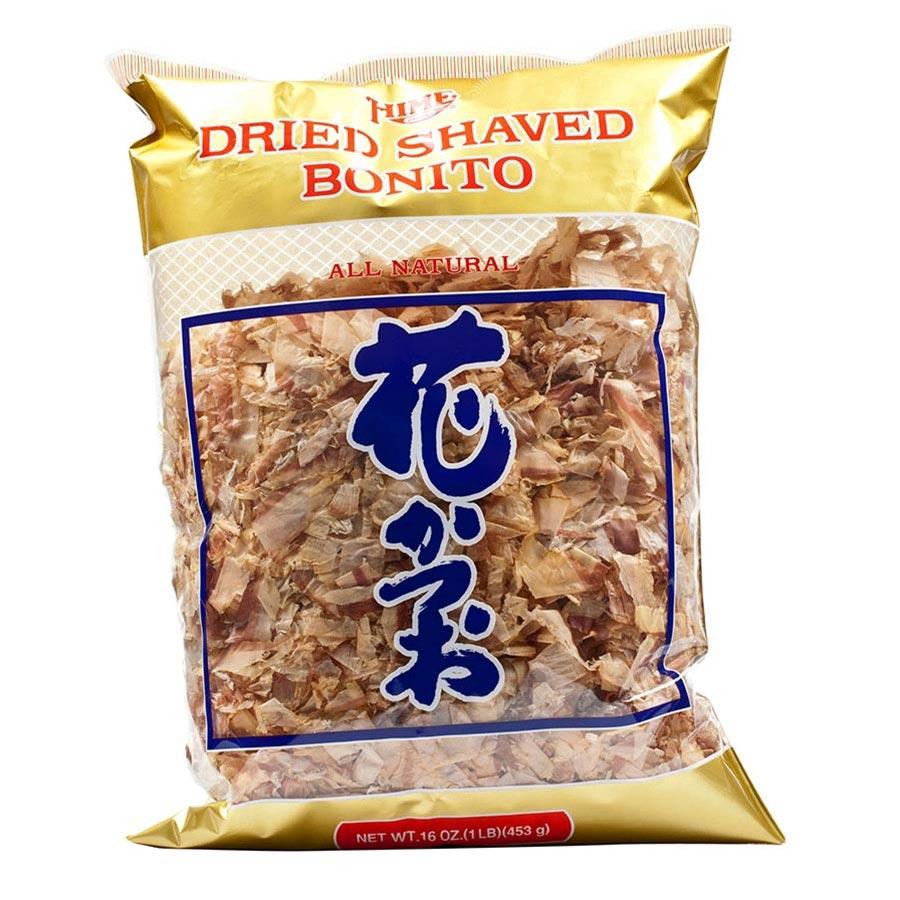 Hanakatsuo dried and smoked bonito flakes by hanakatsuo for Bonito fish flakes