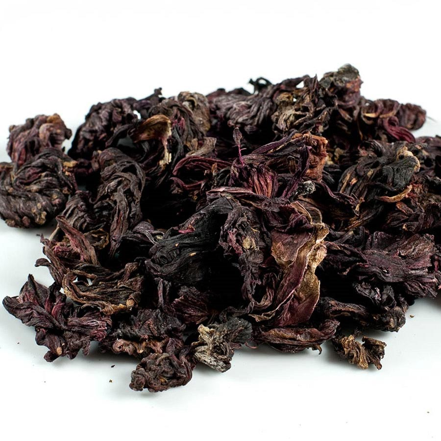 Dried Hibiscus Flowers Make Agua De Jamaica Hibiscus Tea