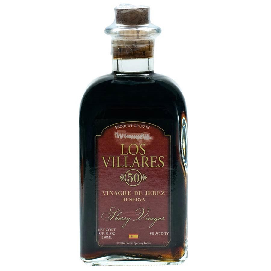 Vinagre De Jerez Reserva 50 Year Sherry Wine Vinegar