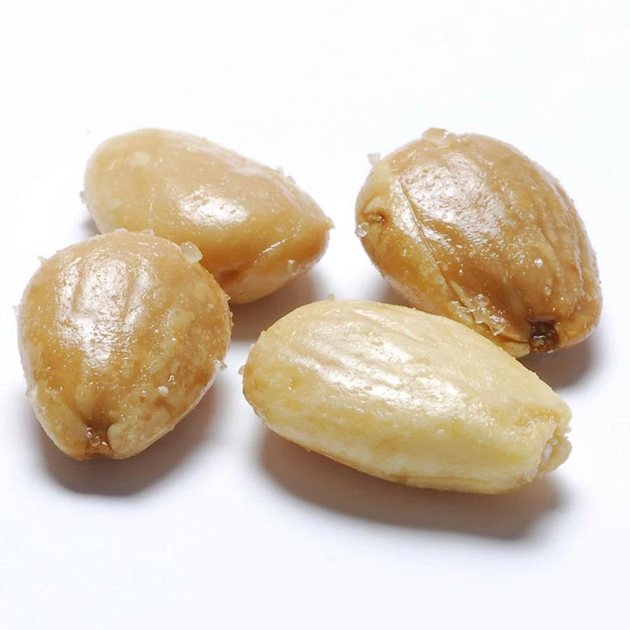 Marcona Almonds, Blanched, Fried and Salted by Mitica from Spain - buy ...