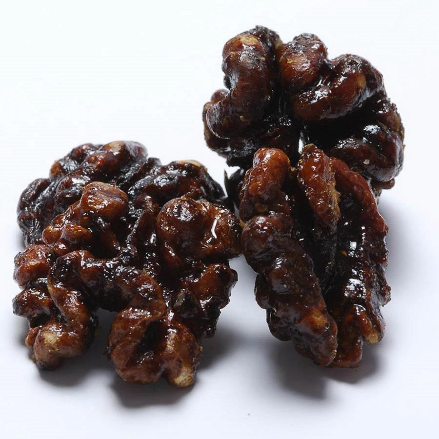how to make honey roasted walnuts