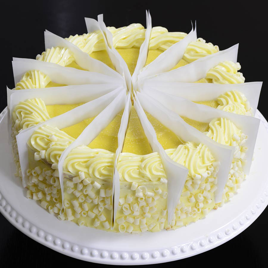 Molly S Lemon Layer Cake Buy Cakes Online