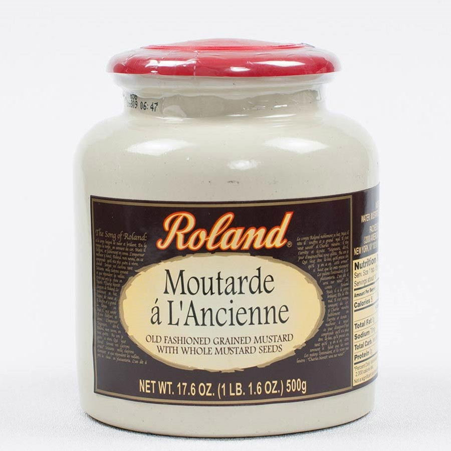 Can we talk about mustard for Cuisine ancienne