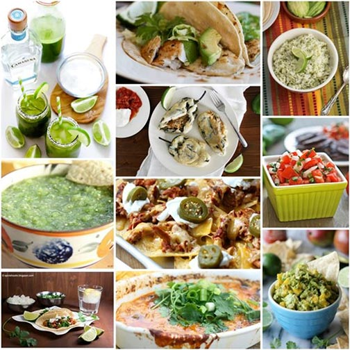 10 Cinco de Mayo Recipes by Bloggers We Love