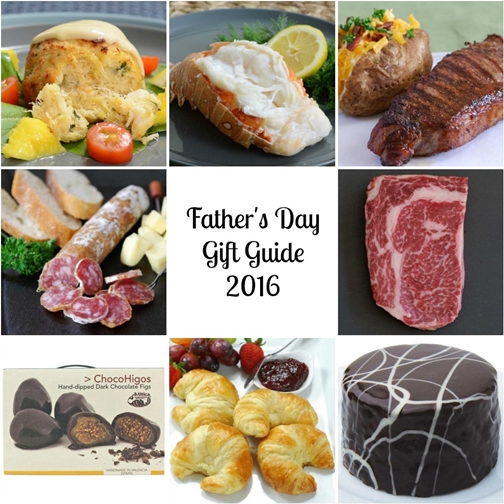 2016 Father's Day Gift Guide | Gourmet Food World