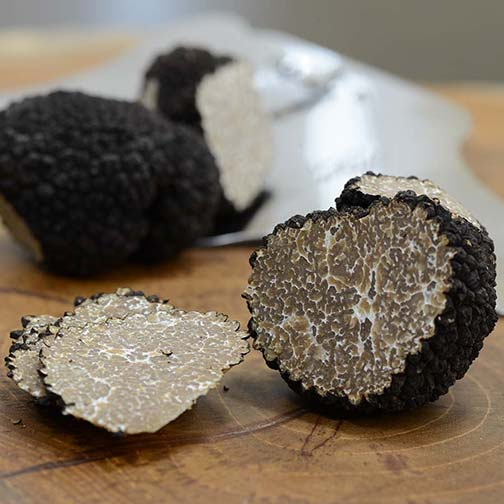 Fresh Black Summer Truffles from Italy | Gourmet Food World