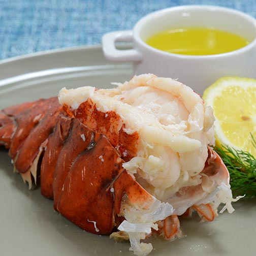 Lobster Tails With Lemon Butter Recipe
