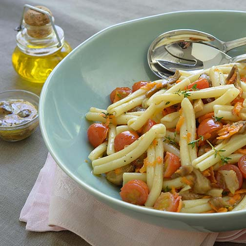 Pasta Salad With Honey and Thyme