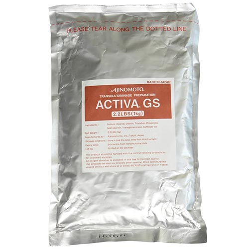 Transglutiminase - Wet Application - Activa GS
