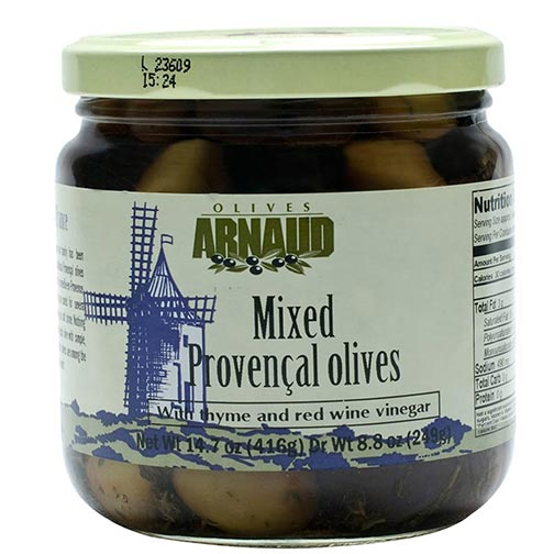 Mixed Provencal Olives