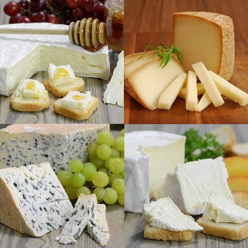 A Tour of France In Four Cheeses