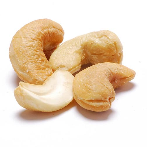 Cashews, Whole - Roasted and Salted