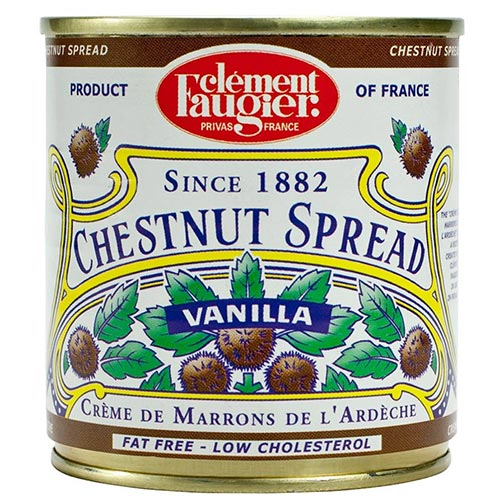 Chestnut Spread Sweetened with Vanilla