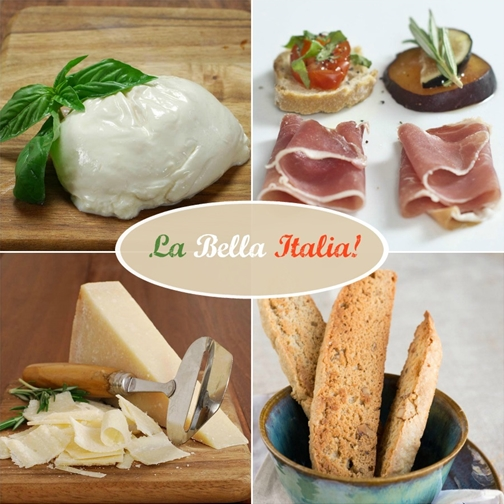 A Columbus Day Celebration With Our Top Five Italian Foods
