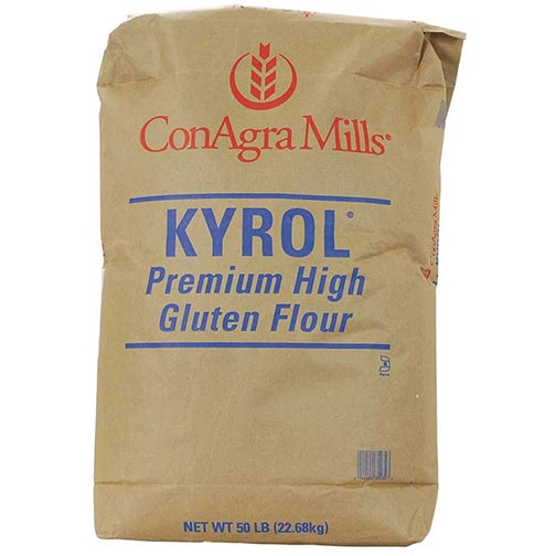 how to make high gluten flour