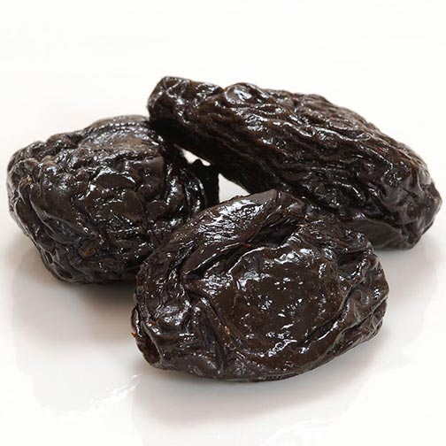 Dried Prunes, with Pits (Jumbo)