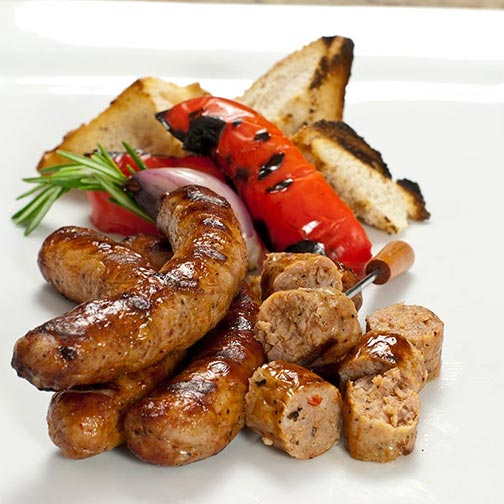 Basque Sausage