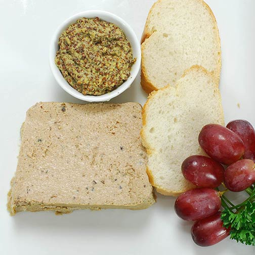 Truffled Mousse Pate - Party Size