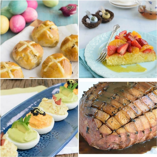 A Festive Easter Menu | Gourmet Food World