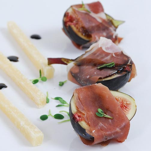 Figs and Prosciutto Appetizer Recipe