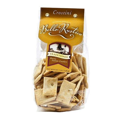 Italian Crostini Crackers - Traditional