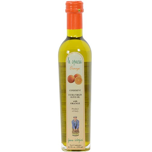 Le Spezie Extra Virgin Olive Oil with Orange