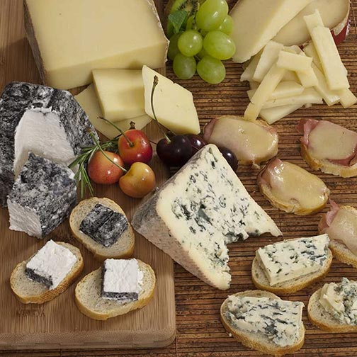 French Cheese Board For Sale | French Cheese Sampler