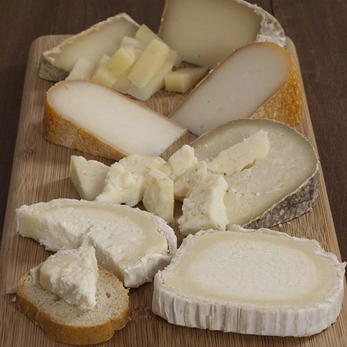 Counting Sheep: A Study in Ewe's milk Cheeses