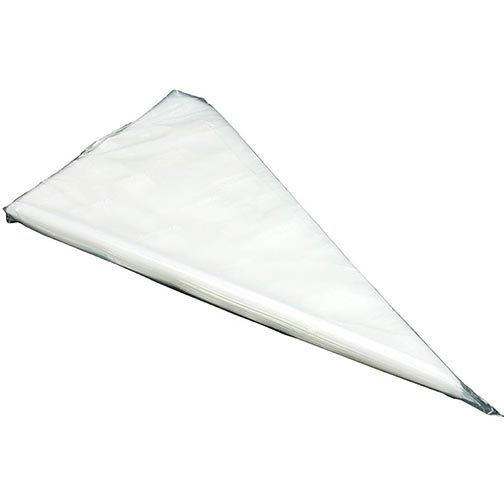 Disposable Clear Pastry Bags - 20 Inch