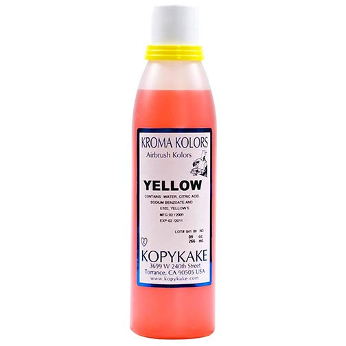 Food Coloring, Yellow