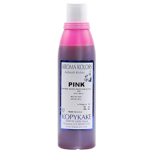 Food Coloring, Pink by Kroma Kolors from USA - buy Baking and Pastry ...
