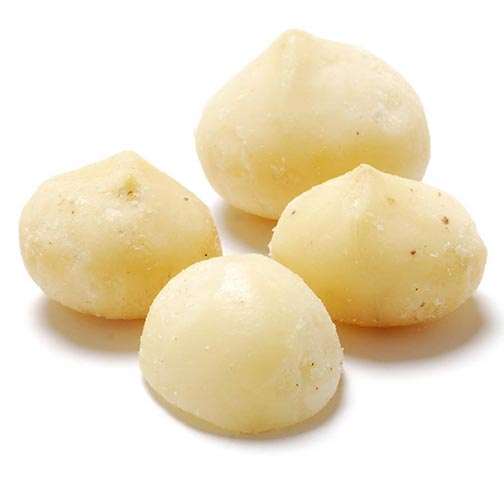 Macadamia Nuts, Raw