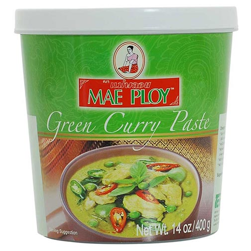 Curry Paste - Green