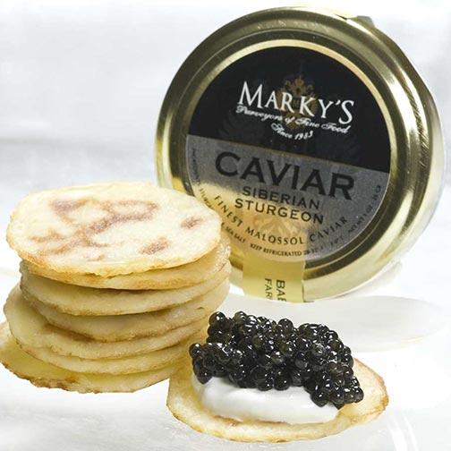 Siberian Caviar | Gourmetfoodworld Com Italian Siberian Sturgeon Caviar Gift Set