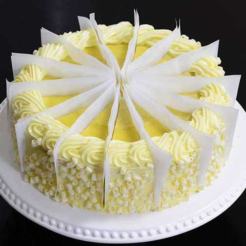 Molly's Lemon Layer Cake