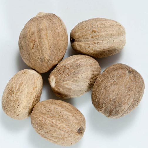 Nutmeg - Whole