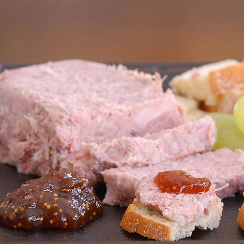 Pork Rillettes Pate