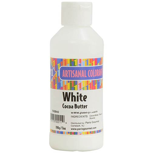 White Cocoa Butter