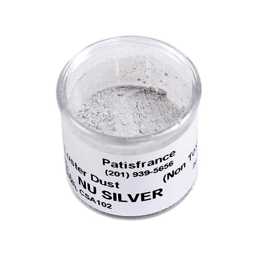 Silver Luster Dust