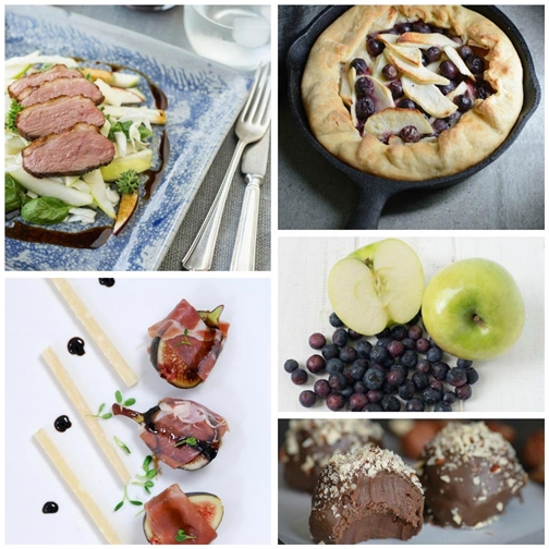 The perfect fall dinner party menu with recipes gourmet food world forumfinder Gallery