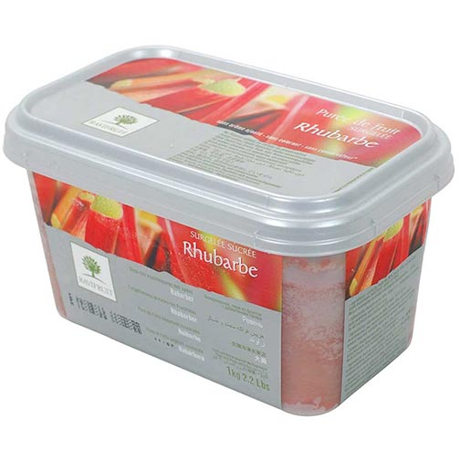 ... Jam, Fruit, Honey and Nuts » Ravifruit Fruit Purees » Rhubarb Puree