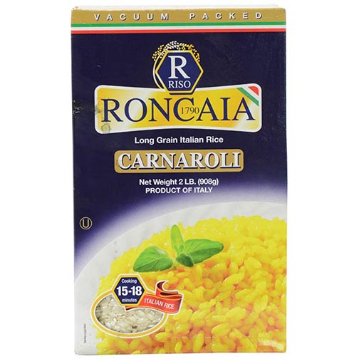 Carnaroli Rice - (Risotto Rice)