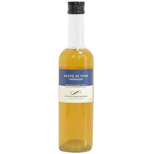 Timorasso Wine Vinegar