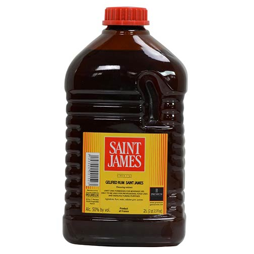 St. James Rum - Gelified Alcohol Flavoring Extract