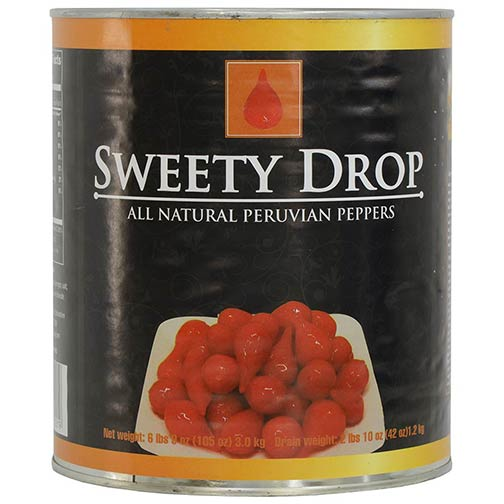 Sweety Drop Peruvian Peppers
