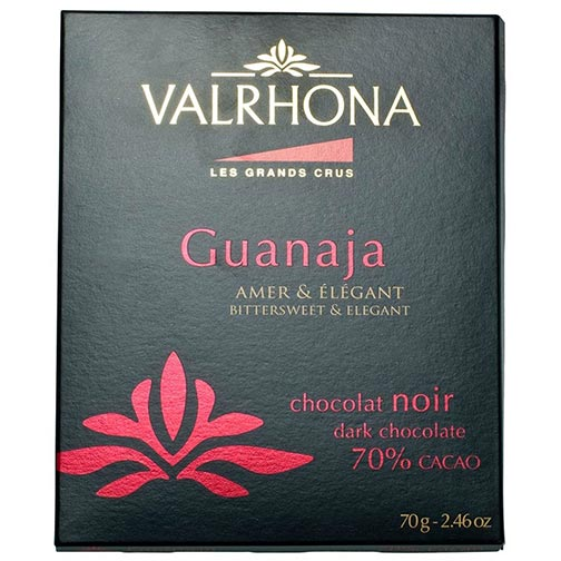 Valrhona Guanaja Dark Chocolate Bar - 70%