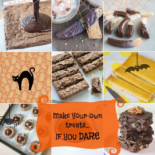 Why You Should Make Your Own Halloween Treats