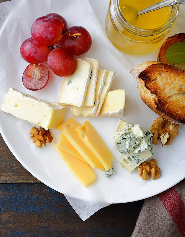 Best Cheese PLate Accompaniments