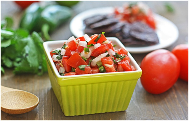 Pico de Gallo by The Wicked Noodle